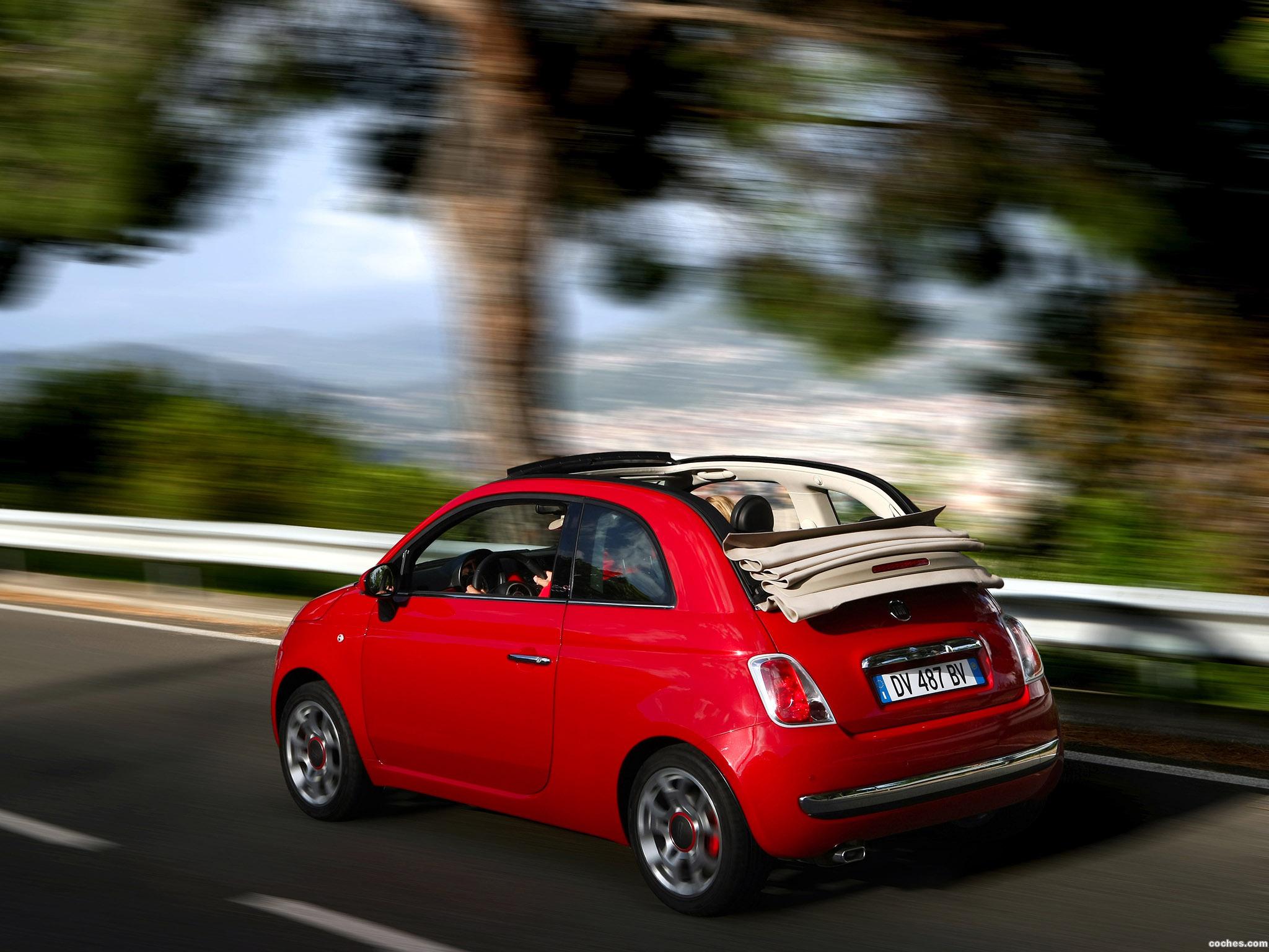Foto 5 de Fiat 500C 2009