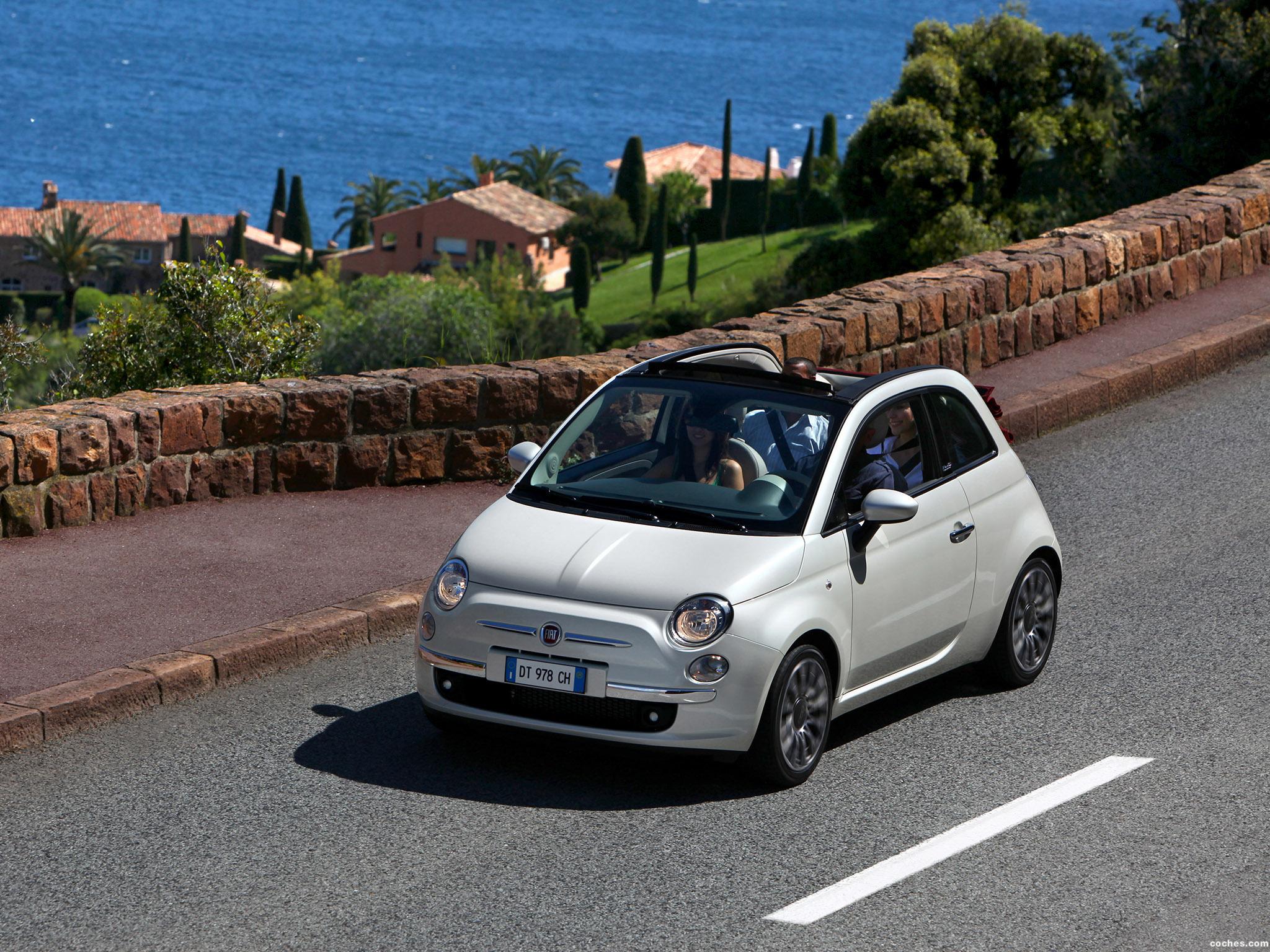 Foto 2 de Fiat 500C 2009