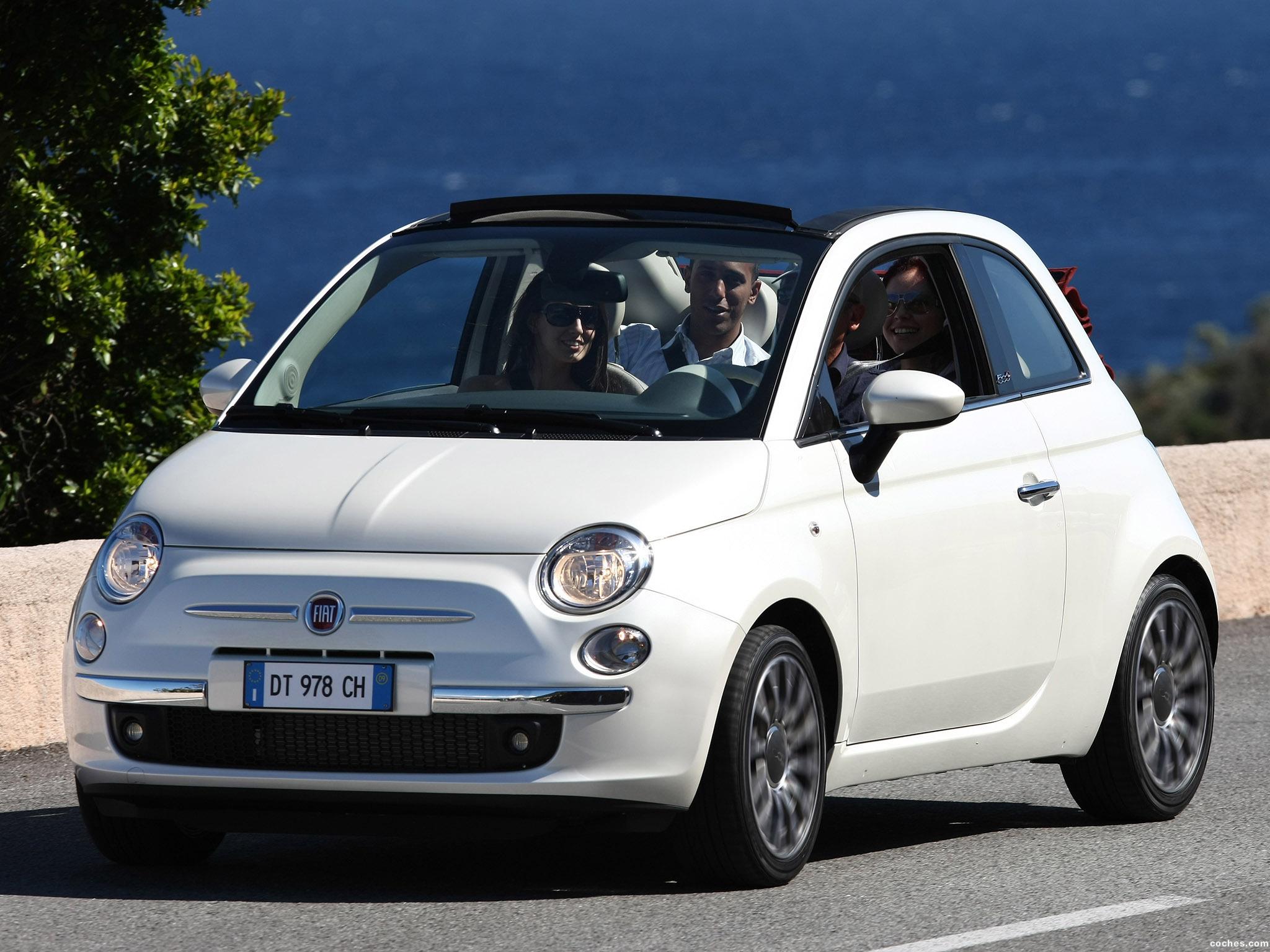 Foto 1 de Fiat 500C 2009