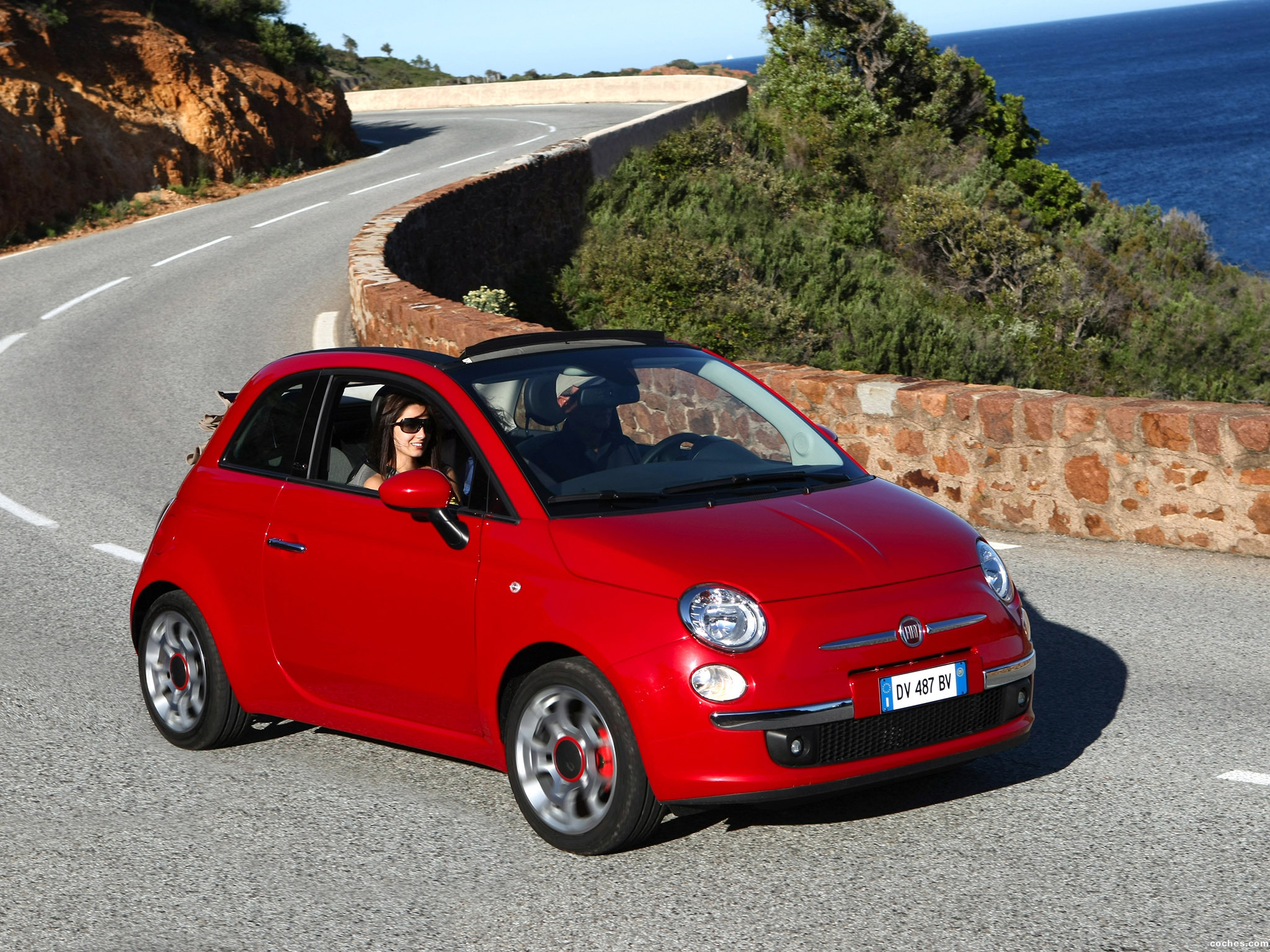 Foto 0 de Fiat 500C 2009