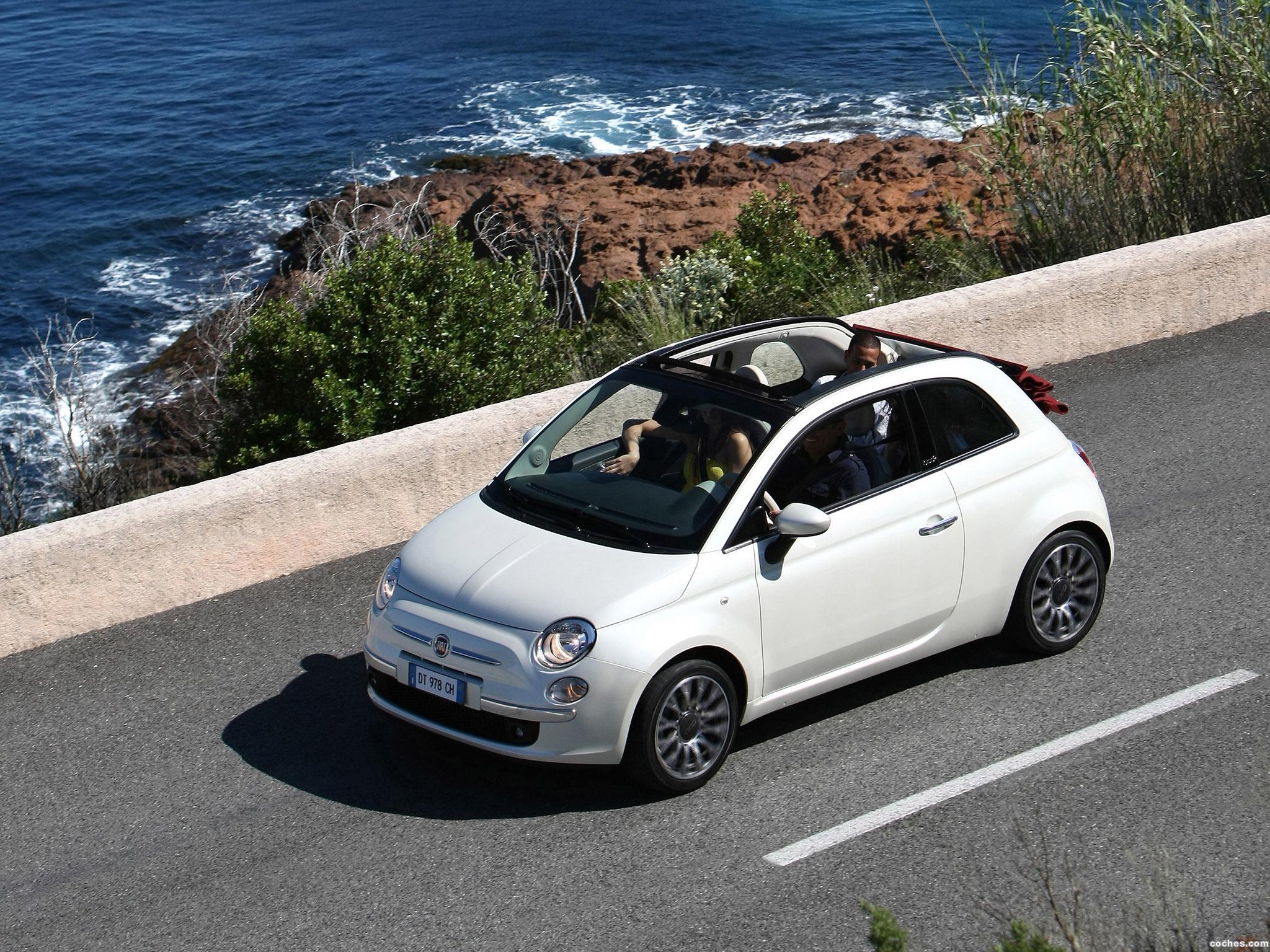 Foto 61 de Fiat 500C 2009