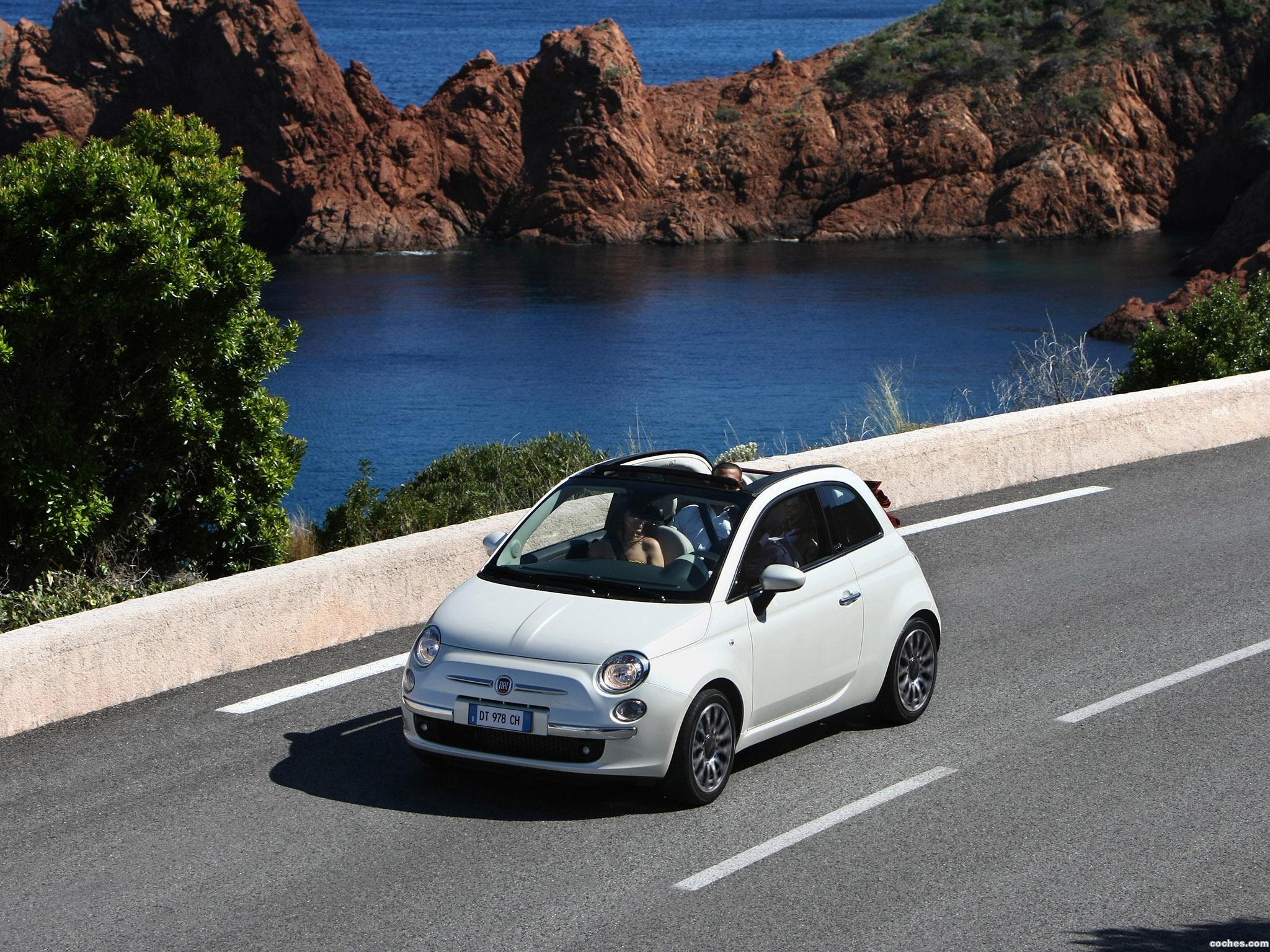 Foto 60 de Fiat 500C 2009