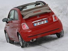 Ver foto 19 de Fiat 500C 2009