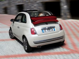 Ver foto 12 de Fiat 500C 2009
