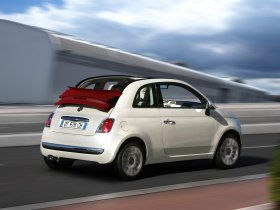 Ver foto 11 de Fiat 500C 2009