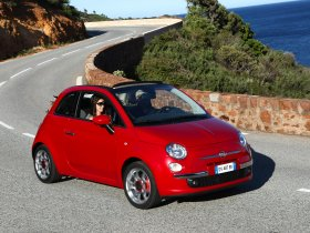 Ver foto 1 de Fiat 500C 2009