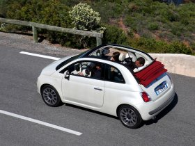 Ver foto 60 de Fiat 500C 2009
