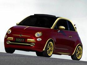 Ver foto 2 de Fiat 500C Fenice Milano La Dolce Vita 2010