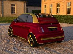 Ver foto 11 de Fiat 500C Fenice Milano La Dolce Vita 2010