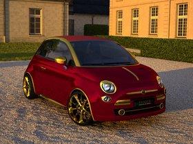 Ver foto 10 de Fiat 500C Fenice Milano La Dolce Vita 2010