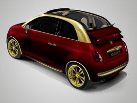 Ver foto 7 de Fiat 500C Fenice Milano La Dolce Vita 2010