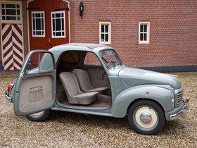 Ver foto 4 de Fiat 500C Topolino 1949