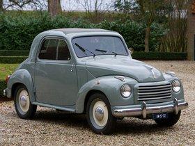 Fotos de Fiat 500C Topolino 1949