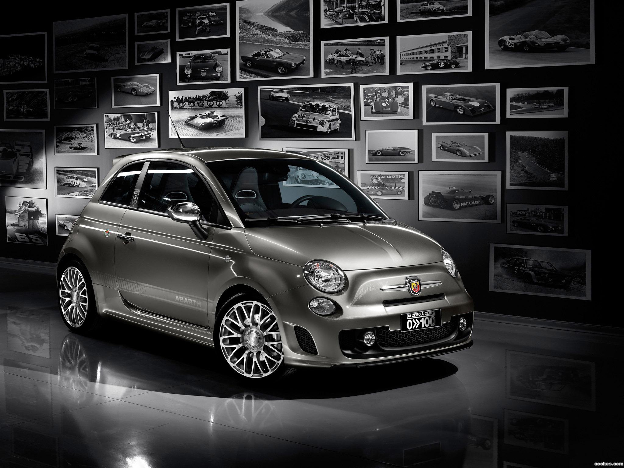 Foto 0 de Fiat 500 Da Zero A Cento 2009