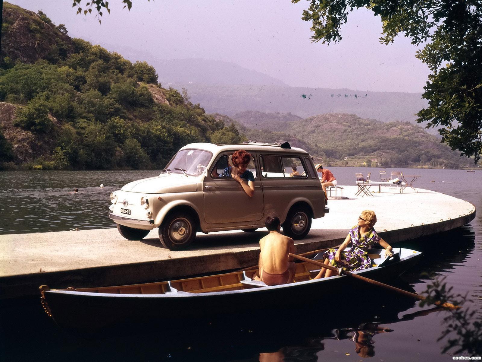 Fiat giardiniera 1960 1977