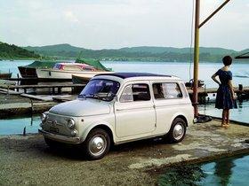 Ver foto 1 de Fiat 500 Giardiniera 1960