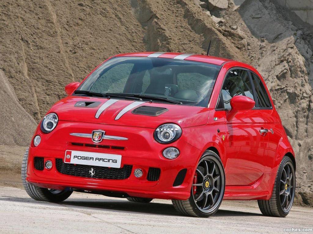 Foto 0 de Pogea Racing Fiat 500 2010