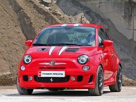 Ver foto 9 de Pogea Racing Fiat 500 2010