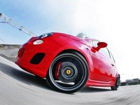 Ver foto 3 de Pogea Racing Fiat 500 2010