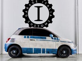 Ver foto 3 de Fiat 500 R2-D2 2015