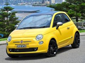 Ver foto 3 de Fiat 500 TwinAir 2012