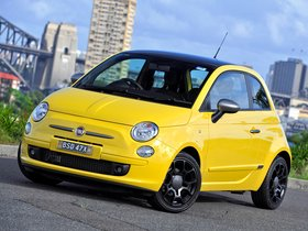 fotos de fiat 500 twinair 2012. Black Bedroom Furniture Sets. Home Design Ideas