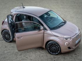 Fiat 500 E 3+1 87kw Icon