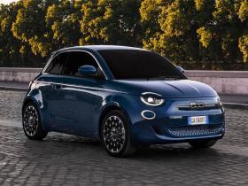 Fiat 500 E 70kw Action