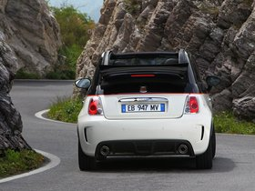 Ver foto 25 de Abarth 500C 1.4 Turbo T-Jet 2010