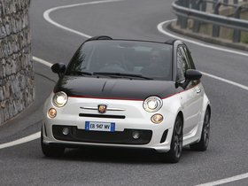 Ver foto 24 de Abarth 500C 1.4 Turbo T-Jet 2010