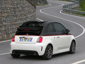 Ver foto 23 de Abarth 500C 1.4 Turbo T-Jet 2010