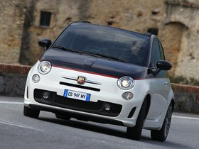 Ver foto 22 de Abarth 500C 1.4 Turbo T-Jet 2010