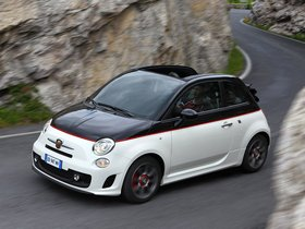 Ver foto 21 de Abarth 500C 1.4 Turbo T-Jet 2010