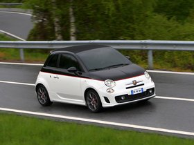 Ver foto 19 de Abarth 500C 1.4 Turbo T-Jet 2010