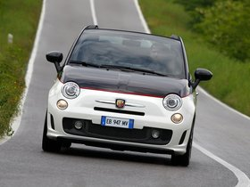 Ver foto 18 de Abarth 500C 1.4 Turbo T-Jet 2010