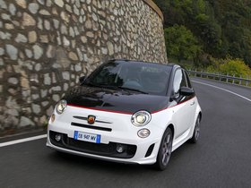 Ver foto 17 de Abarth 500C 1.4 Turbo T-Jet 2010