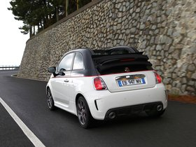 Ver foto 15 de Abarth 500C 1.4 Turbo T-Jet 2010