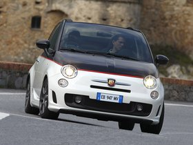Ver foto 13 de Abarth 500C 1.4 Turbo T-Jet 2010