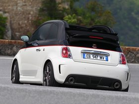 Ver foto 12 de Abarth 500C 1.4 Turbo T-Jet 2010