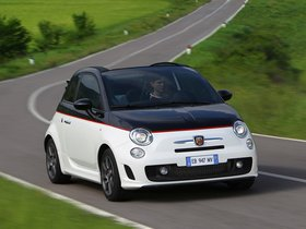 Ver foto 28 de Abarth 500C 1.4 Turbo T-Jet 2010