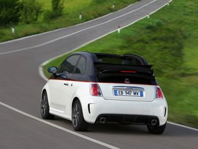 Ver foto 27 de Abarth 500C 1.4 Turbo T-Jet 2010