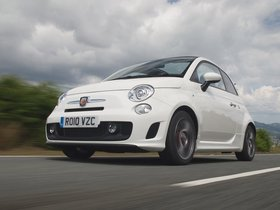 Ver foto 9 de Abarth 500C UK 2010