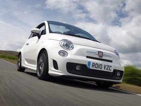 Ver foto 8 de Abarth 500C UK 2010