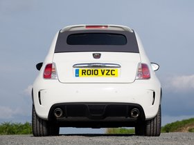 Ver foto 7 de Abarth 500C UK 2010