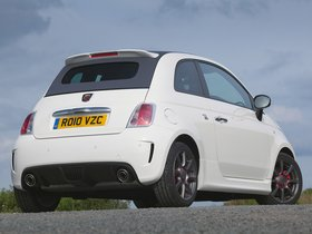 Ver foto 5 de Abarth 500C UK 2010