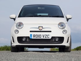 Ver foto 4 de Abarth 500C UK 2010