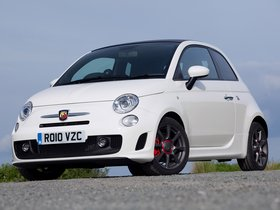 Ver foto 3 de Abarth 500C UK 2010