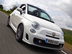 Fotos de Abarth 500C UK 2010