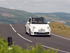 Ver foto 12 de Abarth 500C UK 2010