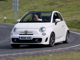 Ver foto 10 de Abarth 500C UK 2010